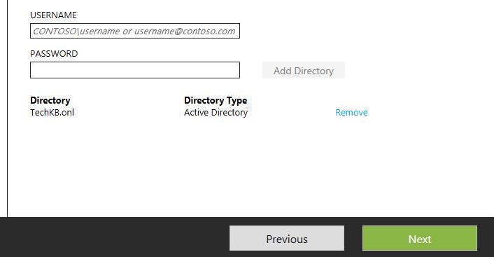 Azure AD Connect - TechKB onl