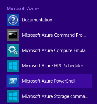 Connecting Azure PowerShell to your Azure Subscription