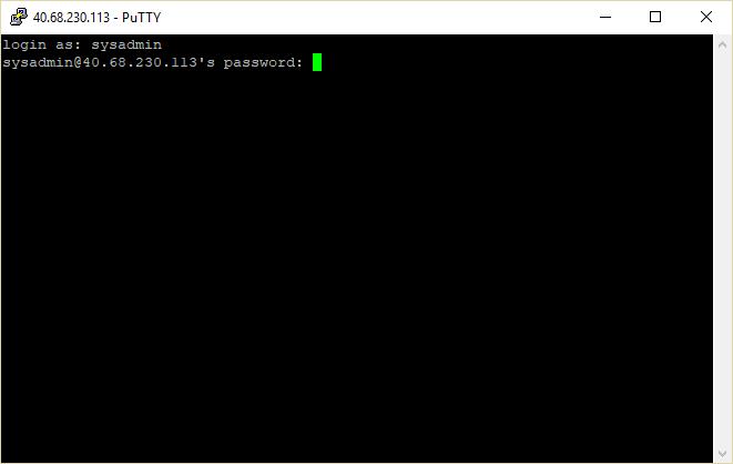 Azure: Installing GNOME desktop and xRDP to access an Ubuntu
